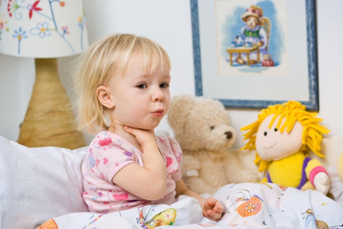 Gardłowe sprawy – jak poprawić komfort swój i dziecka