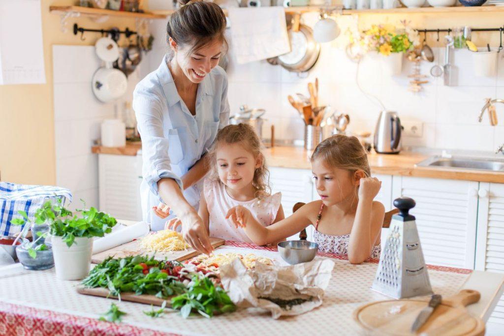 wzmocnienie odporności dzieci na jesien