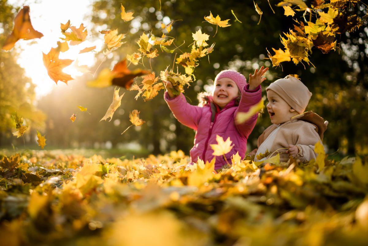 Przygotuj dziecko do walki z sezonem jesiennym
