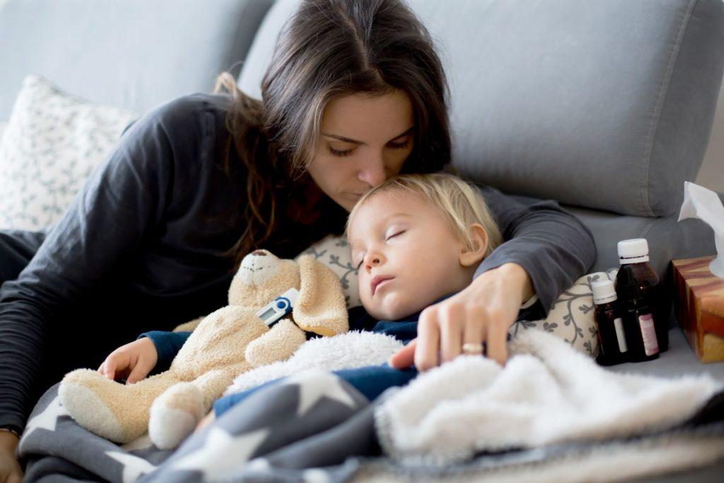 suplementy diety na odporność dzieci